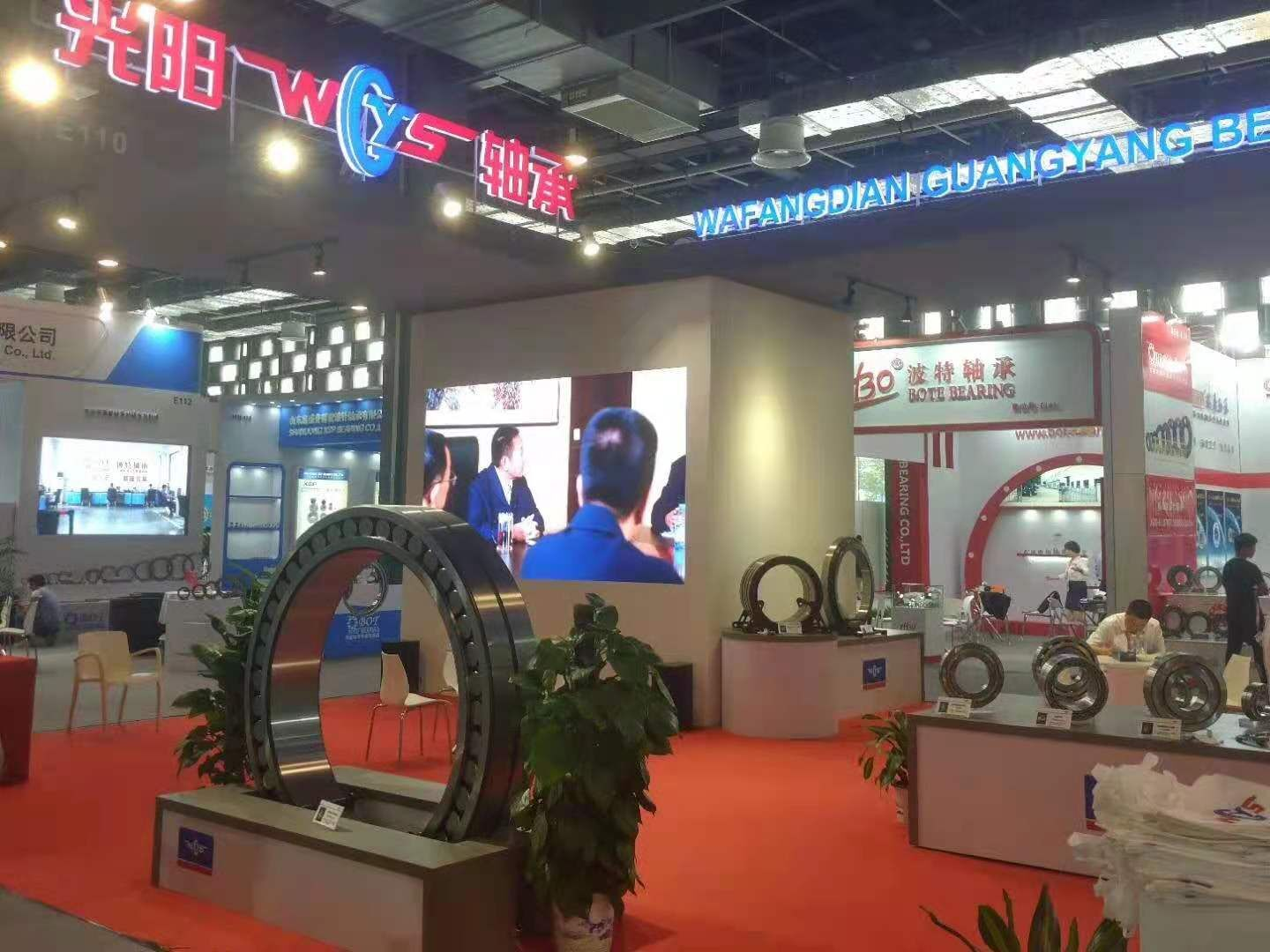 Introductions of Wafangdian Guangyang Bearing Co., Ltd. and precise products!