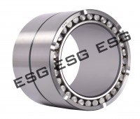 P5P6 Four-row Cylindrical Roller Bearing for steel industry