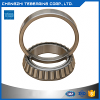 China factory hot sale chrome alloy metric series steel taper roller bearings
