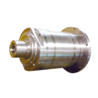 Mechanical spindle for cutting machine