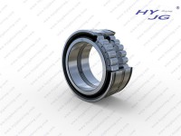 Rolling mill low-noise Full Complement Cylindrical Roller Bearing d 120-300mm, d 120-400mm