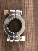 stainless steel 304 high pressure clamp